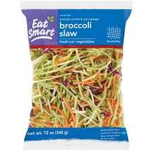 Eat Smart Broccoli Slaw