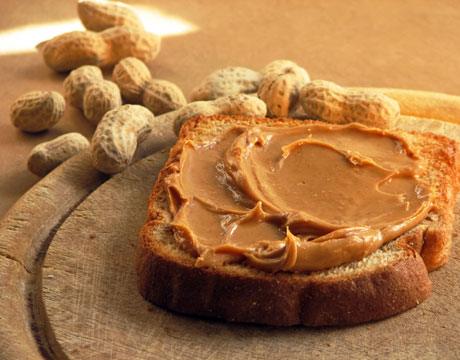 Peanut Butter and Bread