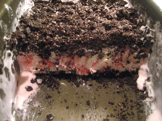 Peppermint and Oreo Fun