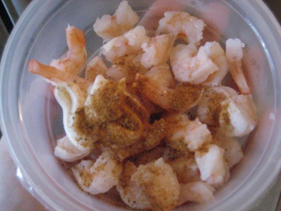 Shrimp 'n' Spice