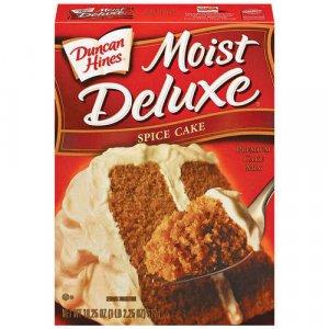 Spice Cake Mix