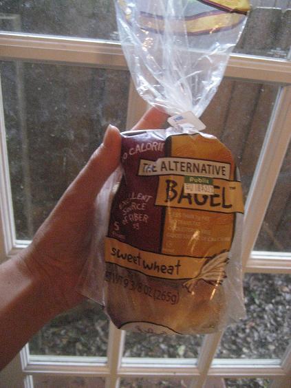 Alternative Sweet Wheat Bagels