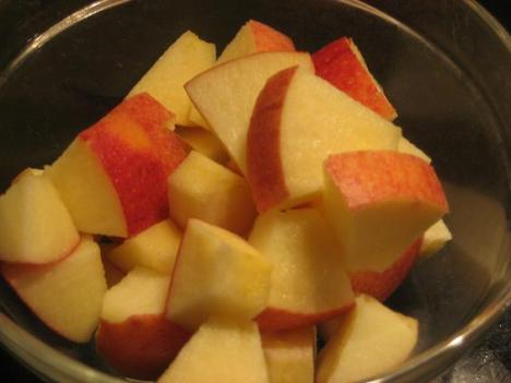 Chunk-a-Chunk of Apple