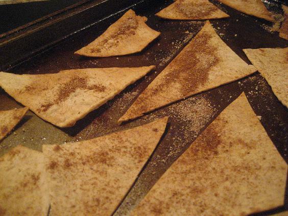 Cinnamon Sugar Chips
