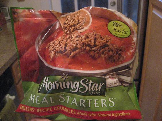 Morningstar Farms Crumbles