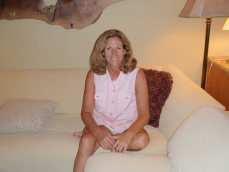 My Mom, October 2008 (the month of her diagnosis)
