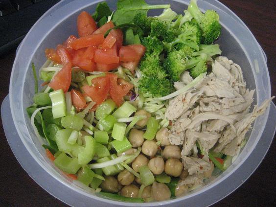 Monster Monday Salad