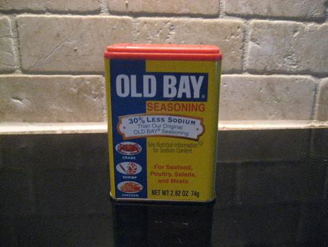 Old Bay All the Way!