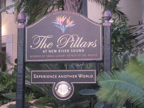 The Pillars Hotel