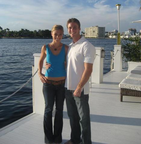 Happy Couple in Ft. Lauderdale