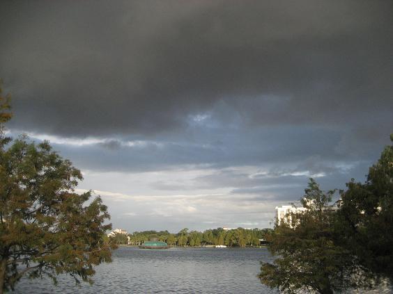 Menacing Skies