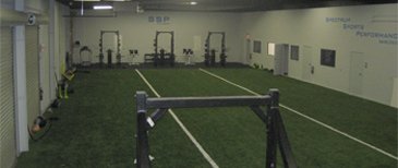 Picture from Spectrum Sports Performance