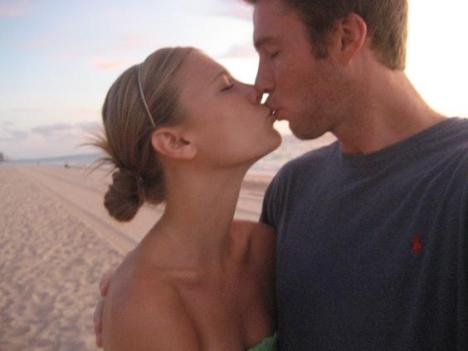 Sunrise Kiss