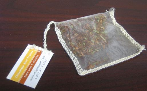 Beautiful Tea Bag