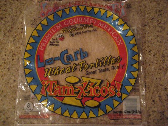 Tam-x-ico's Tortilla