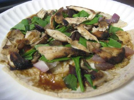 bbq pizza 2