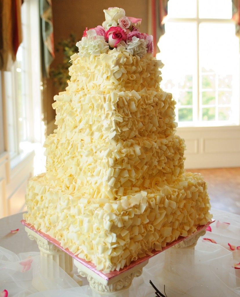 Wedding Cake: The Selection Process Begins - Peanut Butter Fingers