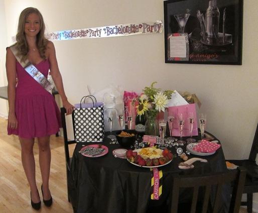 Bachelorette Party Reflections