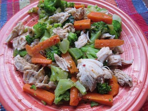 carrots broc turkey 009