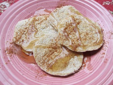oatmeal pancakes 010