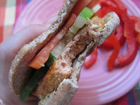 salmon burger 019