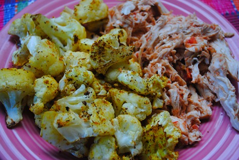curried cauliflower 027