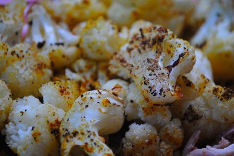 curried cauliflower 034