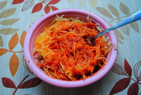 spaghetti squash 012